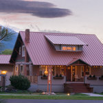 Bronze Antler B&B and the Wallowa Mountains