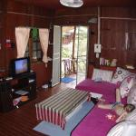 Inside Family bungalow #4