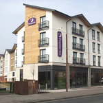 Foto de Premier Inn Stratford Upon Avon Waterways Hotel