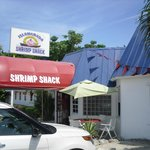 The Shrimp Shack.It's worth a stop...great food in Islamorada