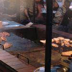 Fisch und Fleisch vom Grill