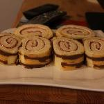 Jelly Rolls from the grocery store in the neighboring village. They were wonderful!