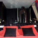 Hotel basilique:chambre 356,vue sur la basilique