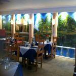 Shot Of Inside The Resturant