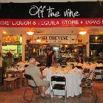 OFF THE VINE Wine Liquor and Events
