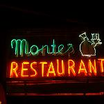 Montes Neon Sign