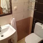 łazienka - trochę mała i wąska