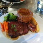 Perfect Sunday roast