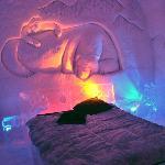 Bear-themed room
