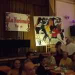 Un des endroits pour les amateurs de tango
