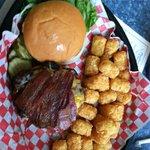 Western Burger .... yum!