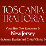 Voted Best New Restaurant.