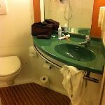 Ryan air bathroom
