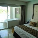 1 bedroom master suite
