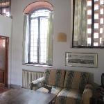 Living area of Vico apartment