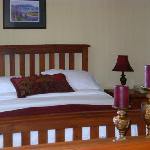 your cottage is equipped especially for couples looking for romance and tranquility