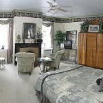 Wm Oliver master Bedroom