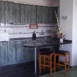 Aguycan Beach cocina