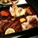 Bento box for $25 (dinner)