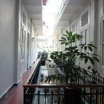 Atrium/Hallway