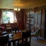 Miller suite lounge room