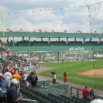 Day trip to Jetblue Park.