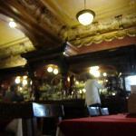 dark classic restaurant