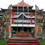 The facade of THE HILLS, BATAM