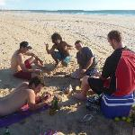 Photo de Cable Beach Backpackers