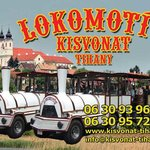 Lokomotiv Kisvonat / Road Train Tihany