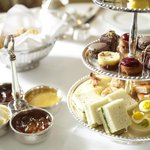 Afternoon Tea at The Pembroke Room