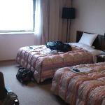 ホテル金沢の部屋