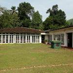 Side view of Kithulgala Rest House - Mar, 2012