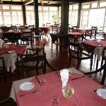 Dining area - Kithulgala Rest House - Mar, 2012