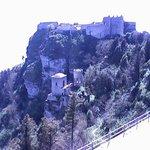 """La Rocca di Erice, ovvero """"per aspera ad astra! Possente e magnifica."""