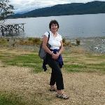 The front at Te Anau