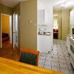 2 bedrooms suites