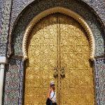 El palacio real de Fez