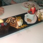The Two Fat Ladies Grand Dessert