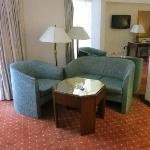 Lounge in Room 2323