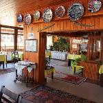 Terrace - Breakfast area