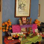 Dia de Muertos altars