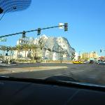 """Melting Building"" by north outlet mall"