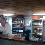 Helena's friendly bar