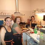 Caroline & Kitchen