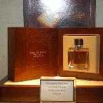 Perfume que se vendía en su negocio