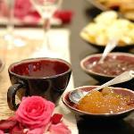Fine breakfast at dar mo'da