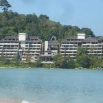 Hotelbaustelle in der Nähe