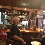 lounge bar fuengirola James & Tanya