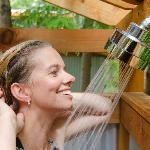 2 person outdoor shower